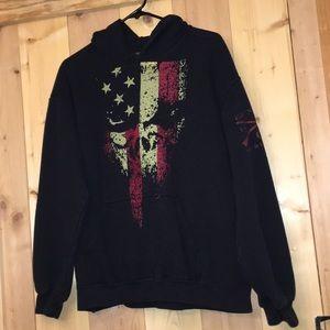 Grunt style hoodie